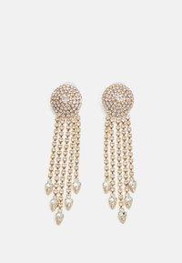 sweet deluxe - STATEMENT DROP EARRINGS - Earrings - gold-coloured - 0