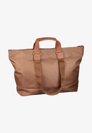 BERGEN  - Tote bag - midbrown