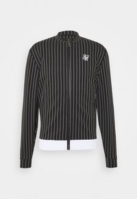 SIKSILK - PINSTRIPEJACKET - Giubbotto Bomber - black/white - 3