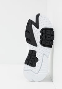adidas Originals - NITE JOGGER - Tenisky - footwear white/crystal white - 5