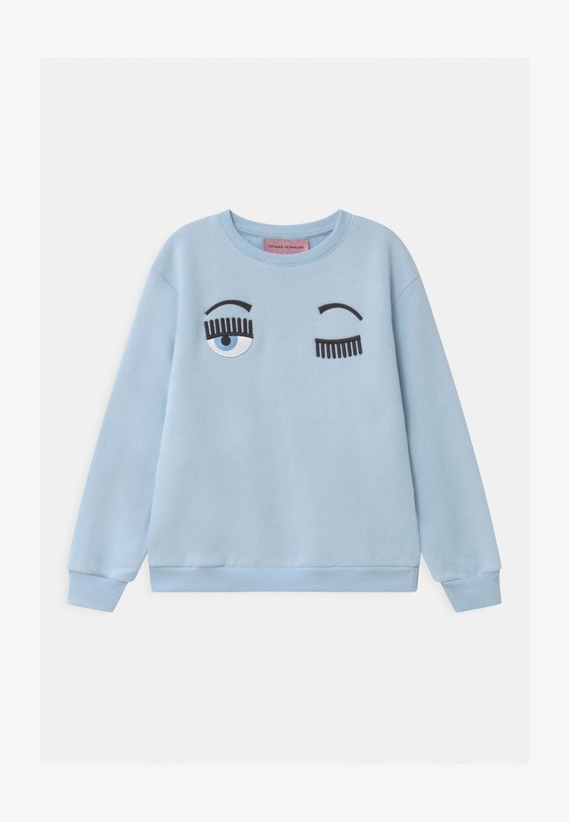 KIDS FLIRTING - Sudadera - blue