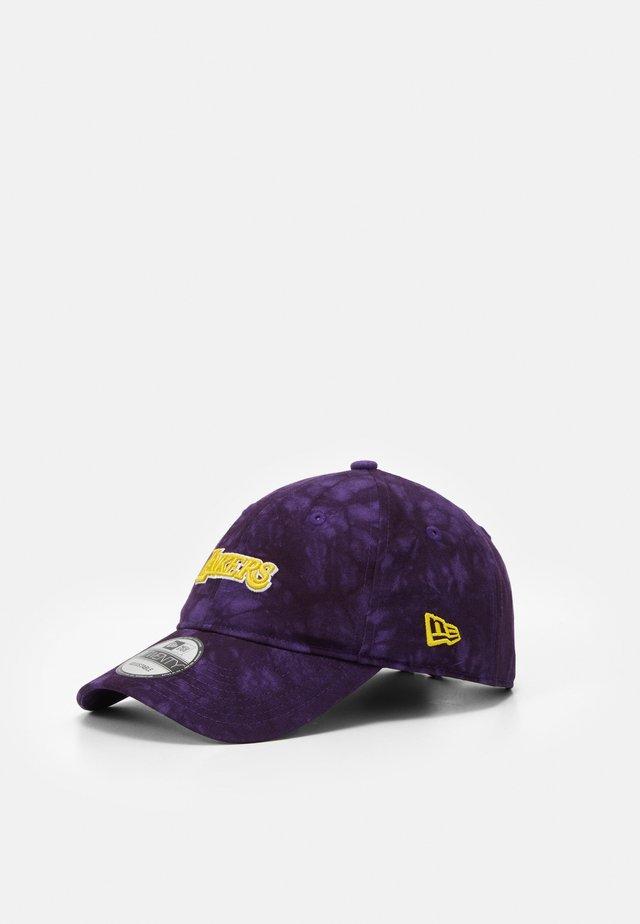 TEAM TIE DYE 9TWENTY UNISEX - Cappellino - purple