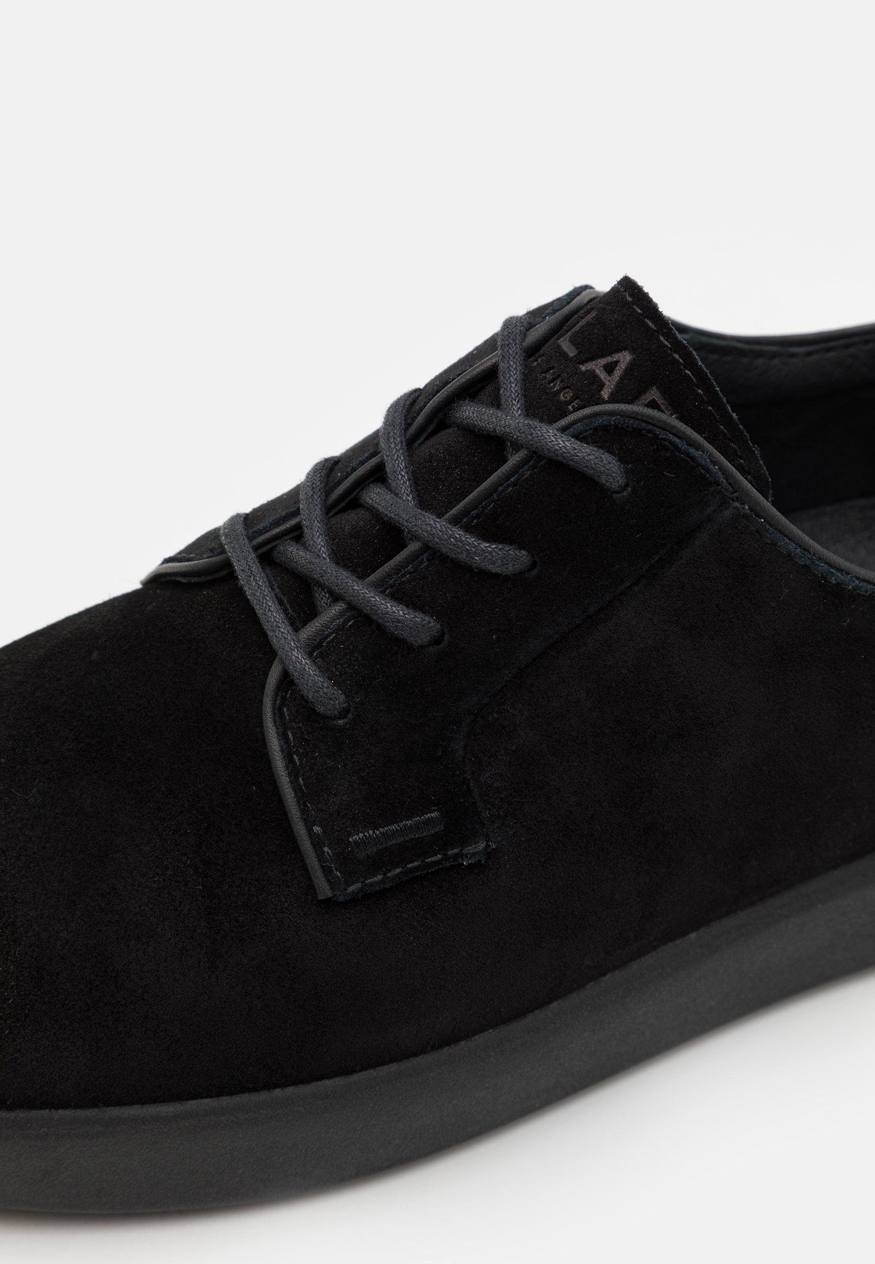 Homme HOPKINS UNISEX - Chaussures à lacets - triple black