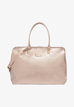 MISS PLUME - Weekend bag - pink gold