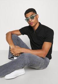 Tiger of Sweden - LARON - Polo shirt - black - 3