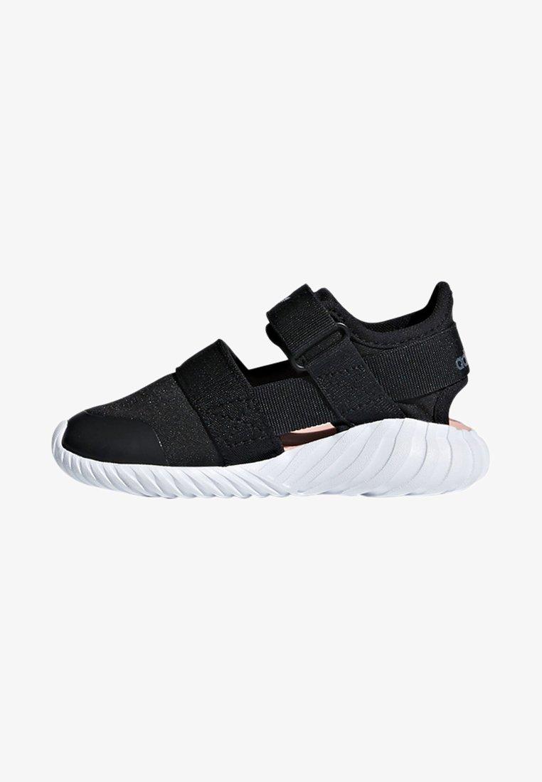 adidas Originals - DOOM SANDALS - Baskets basses - black