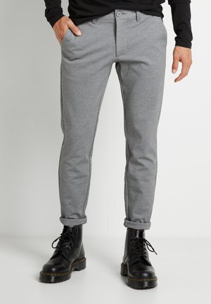 ONSMARK PANT - Trousers - medium grey melange
