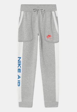 AIR  - Pantaloni sportivi - grey heather/summit white/infrared