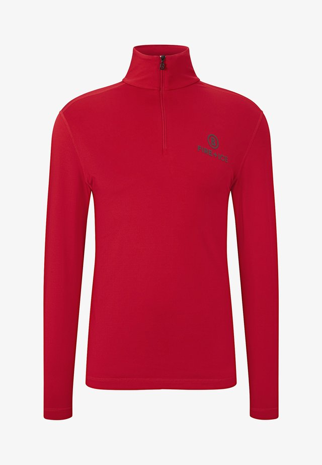 PASCAL - Long sleeved top - rot