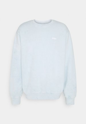 HEAT SENSITIVE CREWNECK - Mikina - ex neon blue