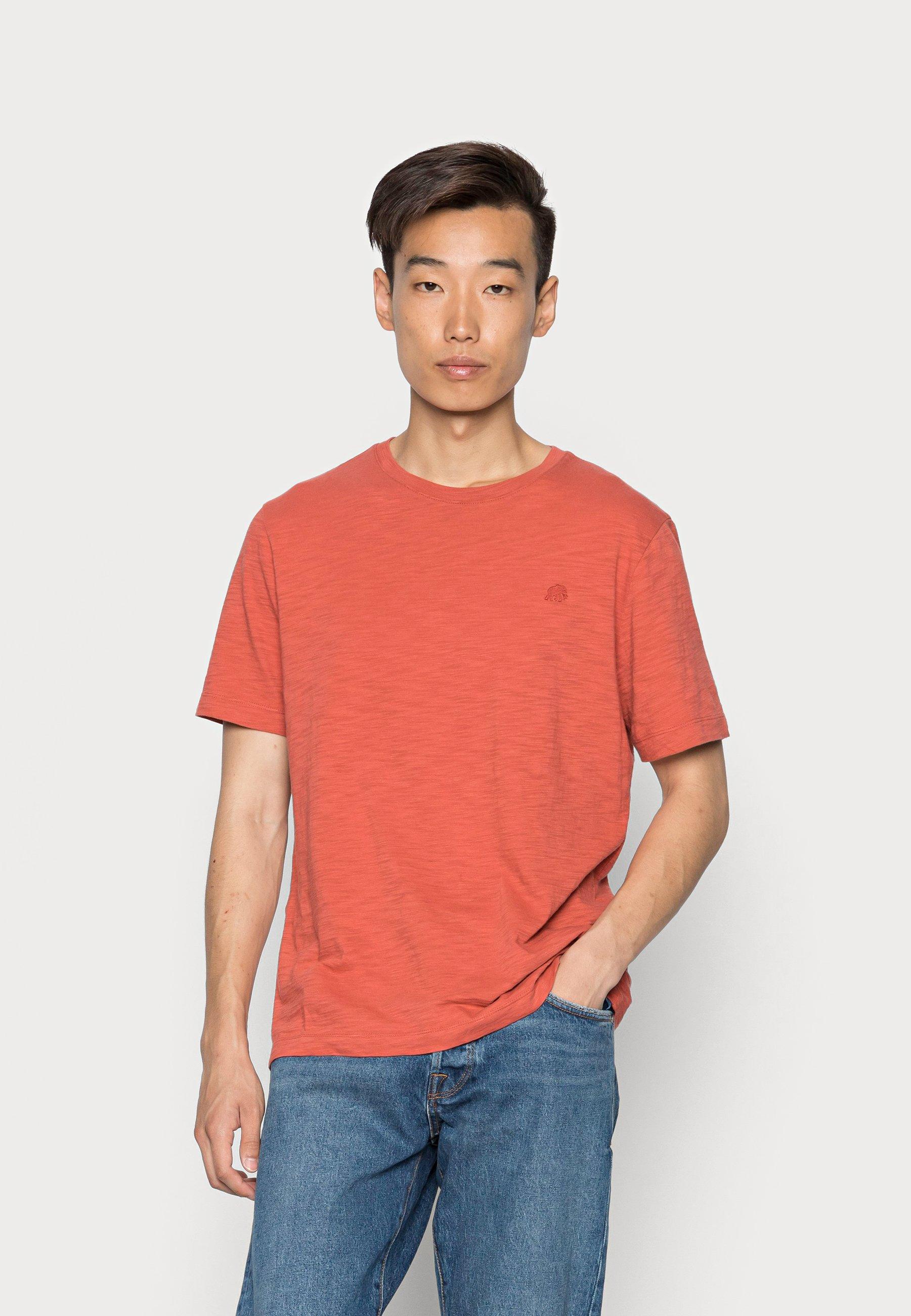 Men LOGO SOFTWASH ORGANIC TEE - Basic T-shirt