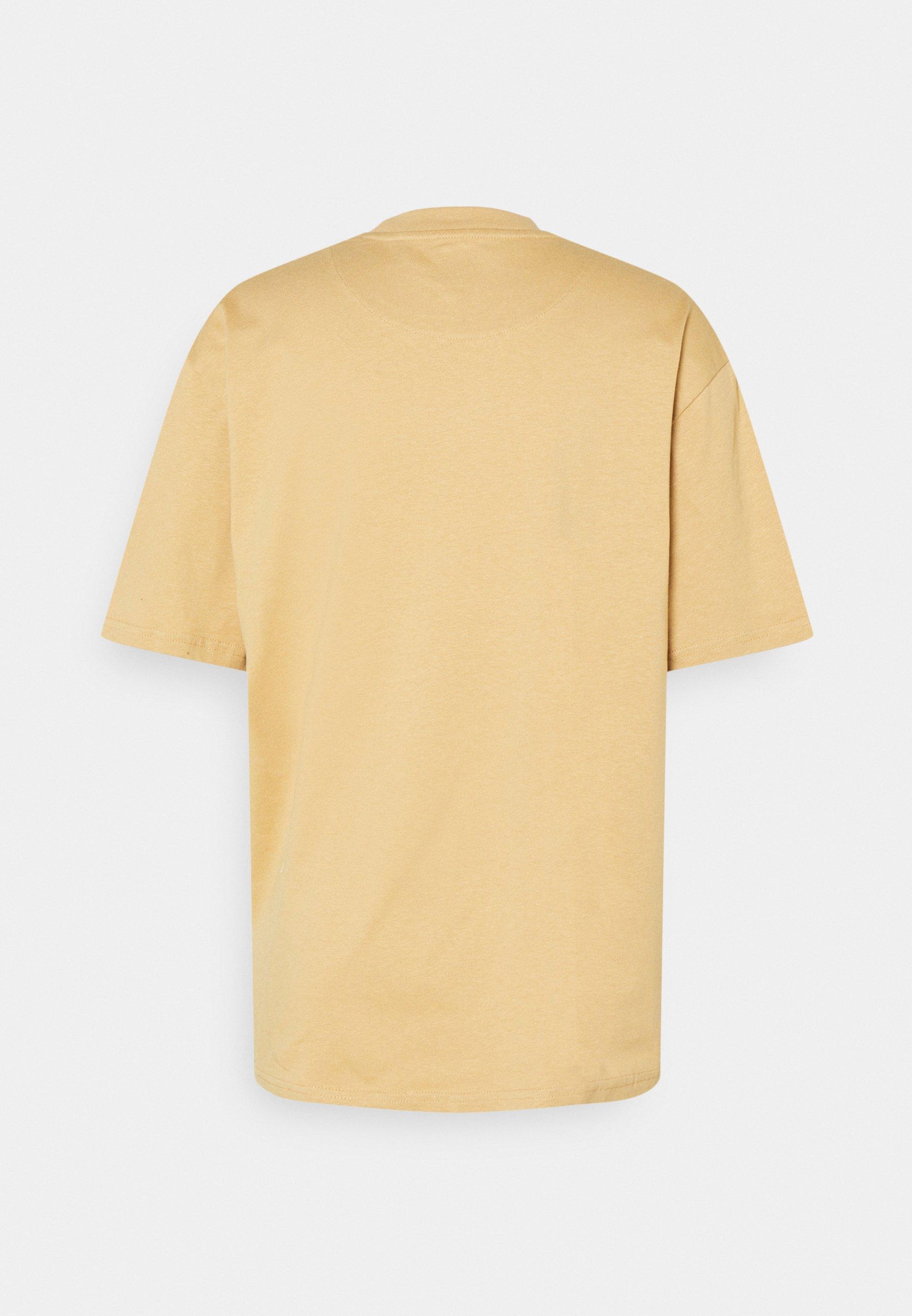 Men SMALL SIGNATURE ESSENTIAL TEE UNISEX - Print T-shirt