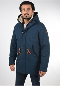 Blend - NETLEY - Winter coat - dress blues - 0