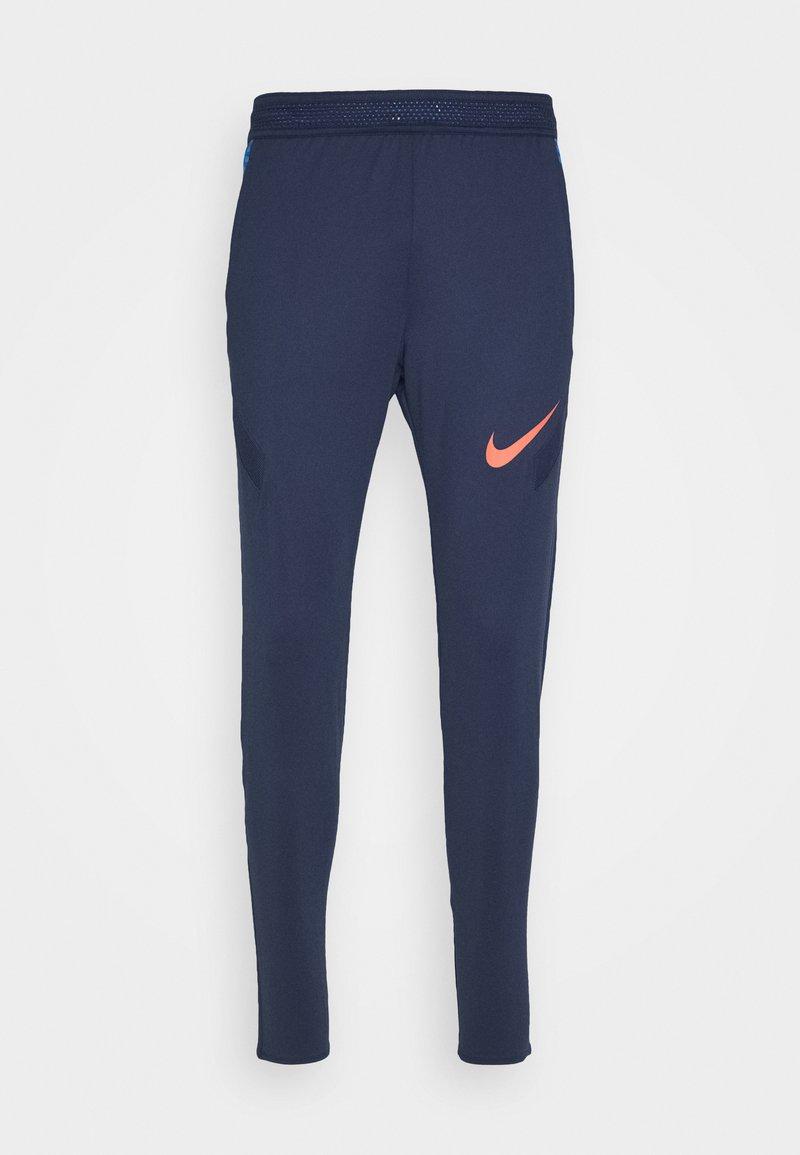 Nike Performance - DRY STRIKE PANT - Verryttelyhousut - midnight navy/soar/laser crimson