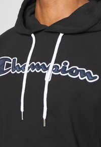 Champion - ROCHESTER HOODED - Sweat à capuche - black - 4