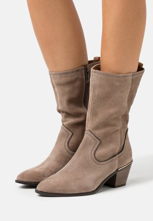 BOOTS  - Boots - taupe
