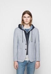 JOOP! Jeans - HOODNEY - Light jacket - open grey - 0