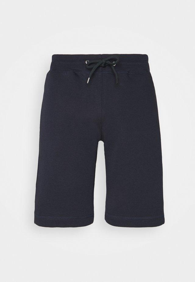 REGULAR FIT - Pantalon de survêtement - navy