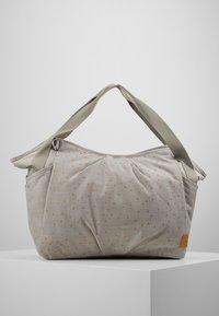 Lässig - TWIN BAG TRIANGLE SET - Sac à langer - light grey - 6