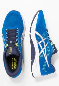 ASICS - GT-1000 8 - Stabilty running shoes - electric blue/silver - 1