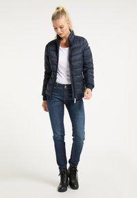 ICEBOUND - Winter jacket - marine - 1