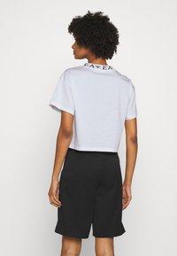 Emporio Armani - Basic T-shirt - white - 2