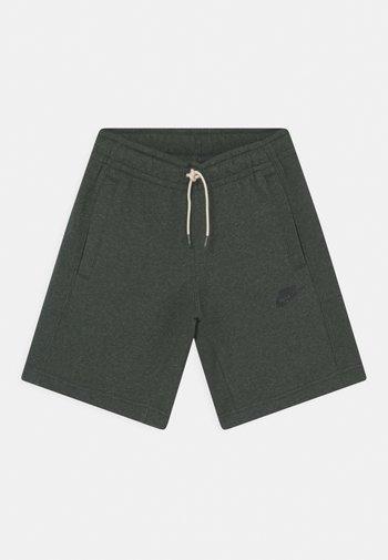 UNISEX - Shorts - galactic jade/smoke grey