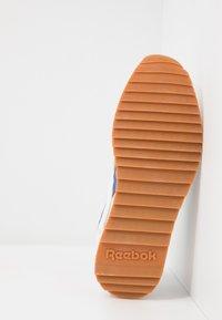 Reebok Classic - CL RIPPLE - Baskets basses - chalk/white/red - 4