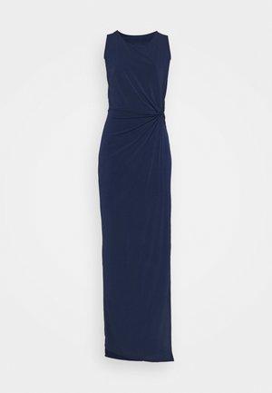 CELESTINE DRESS - Maxi dress - navy blue