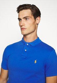 Polo Ralph Lauren - BASIC - Polo - new iris blue - 4