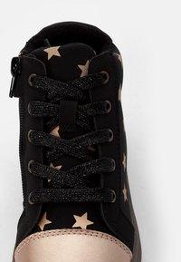 Friboo - TRAINERS - Sneakersy wysokie - black - 5