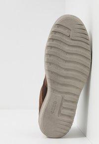 ECCO - ENNIO - Sneakers - cocoa brown - 4