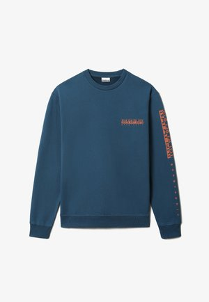 Sweater - blue french