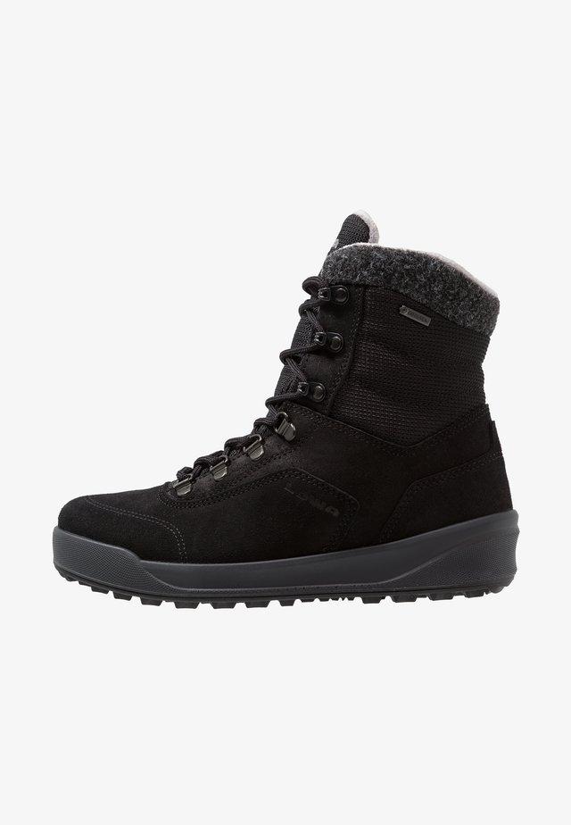 KAZAN II GTX MID - Winter boots - schwarz