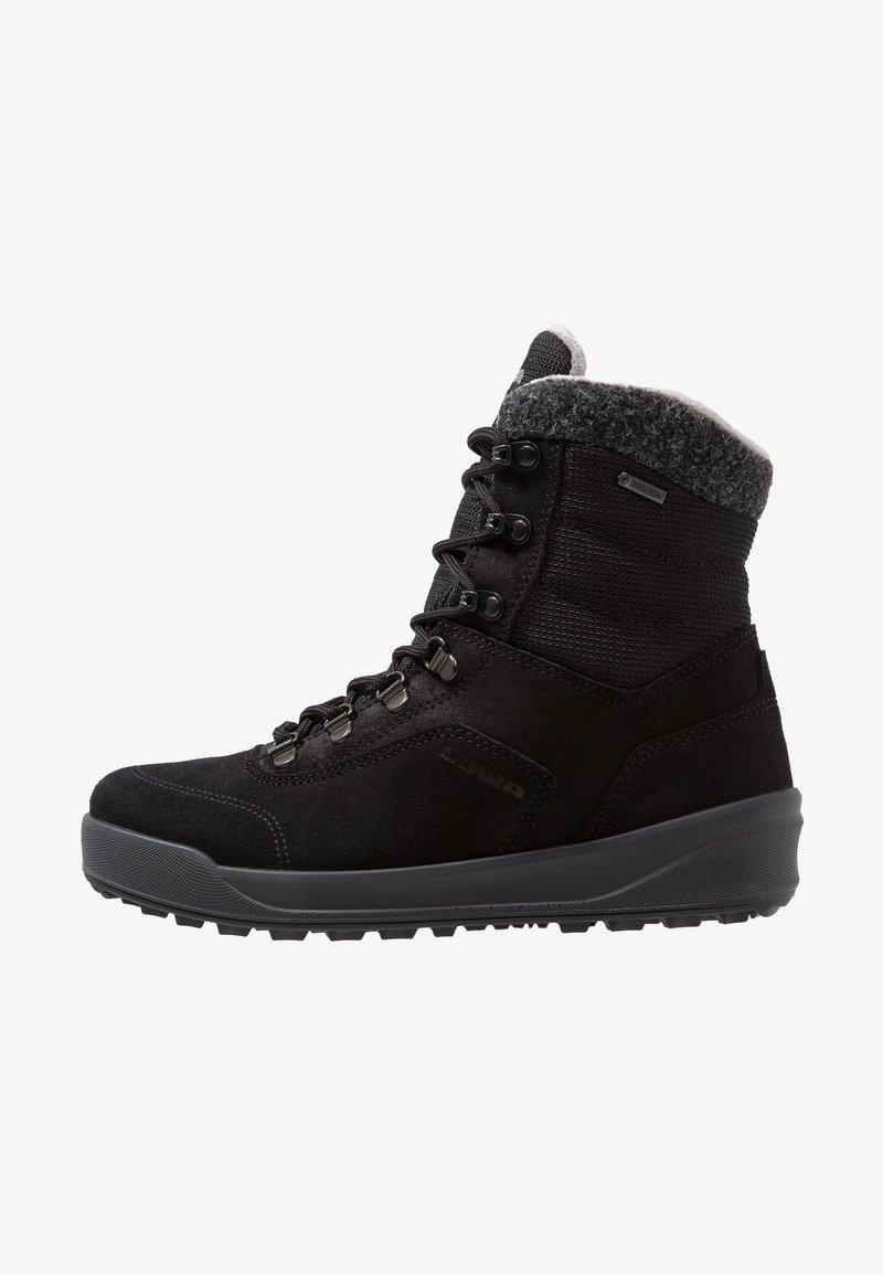 Lowa - KAZAN II GTX MID - Winter boots - schwarz