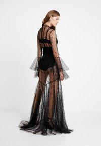 LEXI - SHANI DRESS - Společenské šaty - black - 3