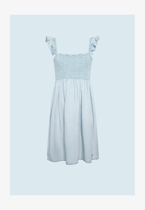 MARIA  - Day dress - bleach blue