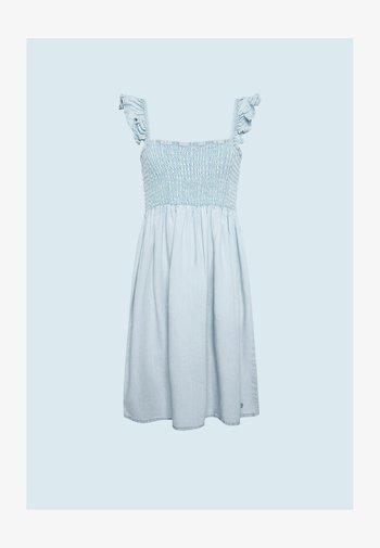 MARIA  - Day dress - bleach blue
