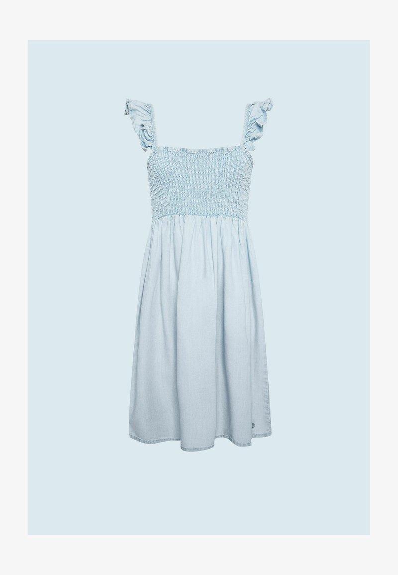 Pepe Jeans - MARIA  - Day dress - bleach blue
