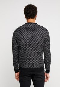 Brave Soul - Jumper - black/grey - 2
