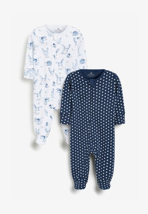 2 PACK - Sleep suit - dark blue