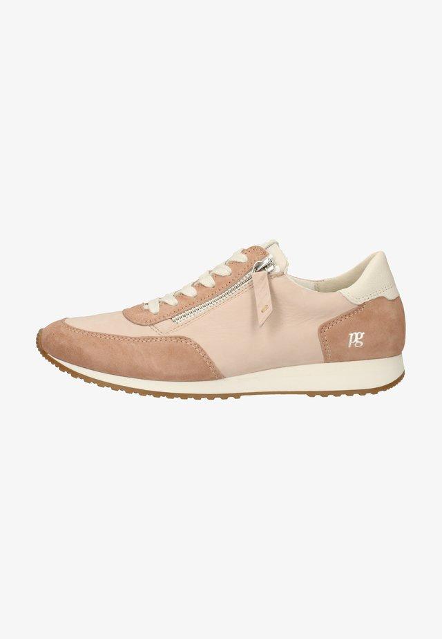 Sneakers laag - rouge/rosé
