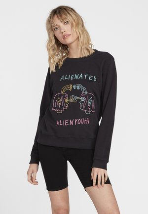 OZZY ALIEN  - Sweatshirt - black