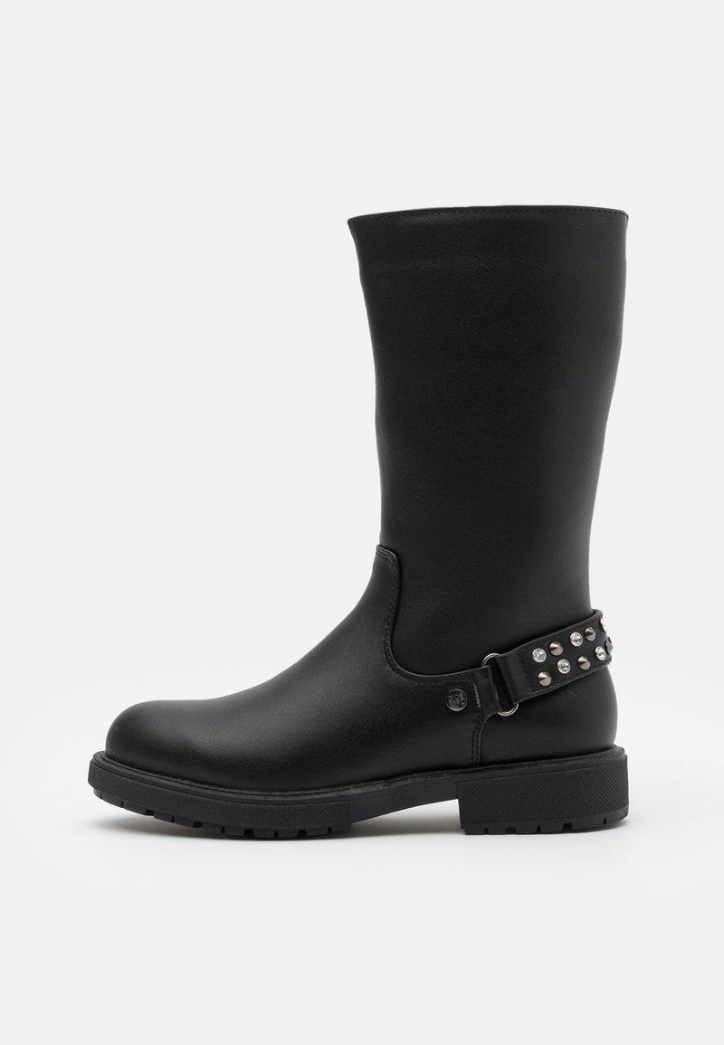 Gioseppo - Kovbojské/motorkářské boty - black