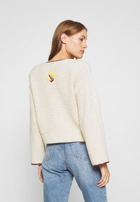 DAY Birger et Mikkelsen - ROSE - Cardigan - ivory - 2