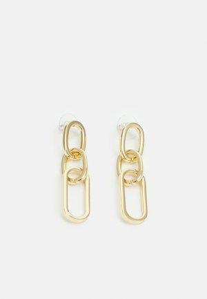 ANCHOR PENDANT EAR - Náušnice - gold-coloured