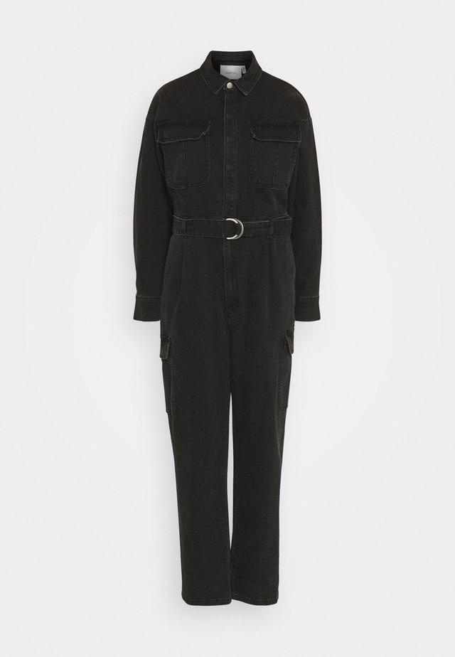 SOFY - Jumpsuit - washed black