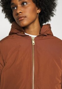 Scotch & Soda - PADDED JACKET WITH PRIMALOFT FILLING - Winter coat - cinnamon - 3
