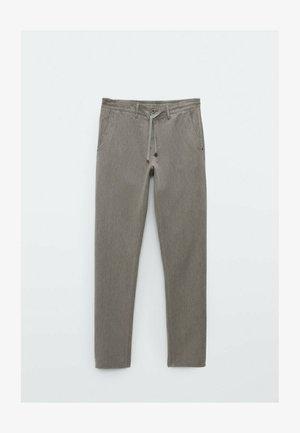 IM VINTAGELOOK  - Trousers - grey