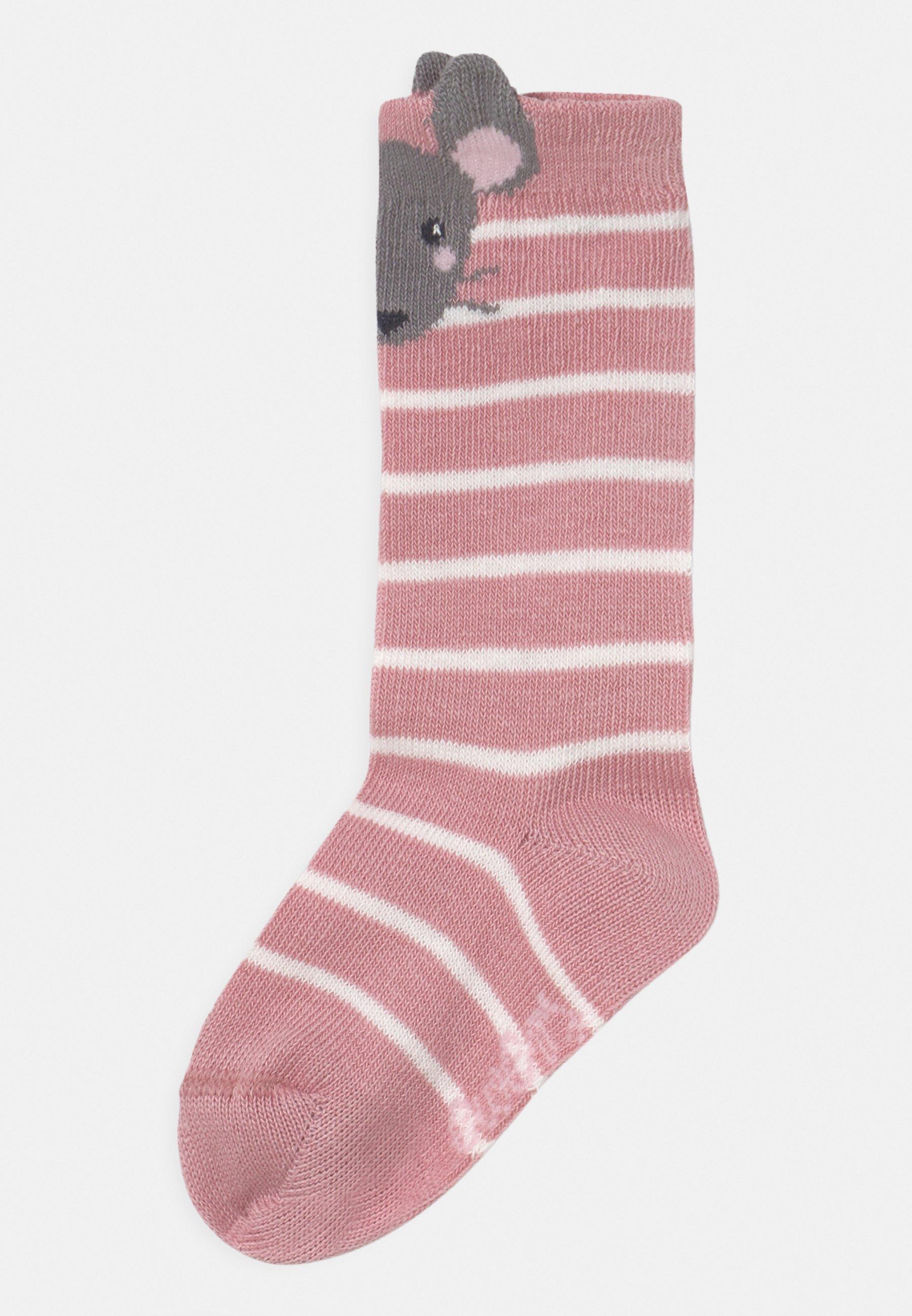 Kids MOUSE 2 PACK UNISEX - Knee high socks